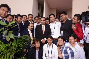 RIL's Mukesh Ambani at PDPU Convocation